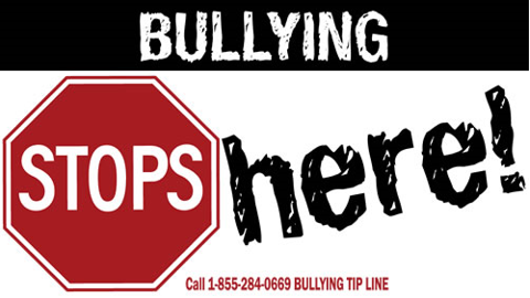 Bullying Stops Here Information