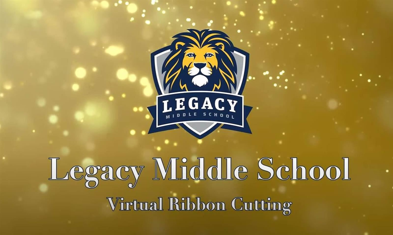 Legacy Middle Ribbon Cutting