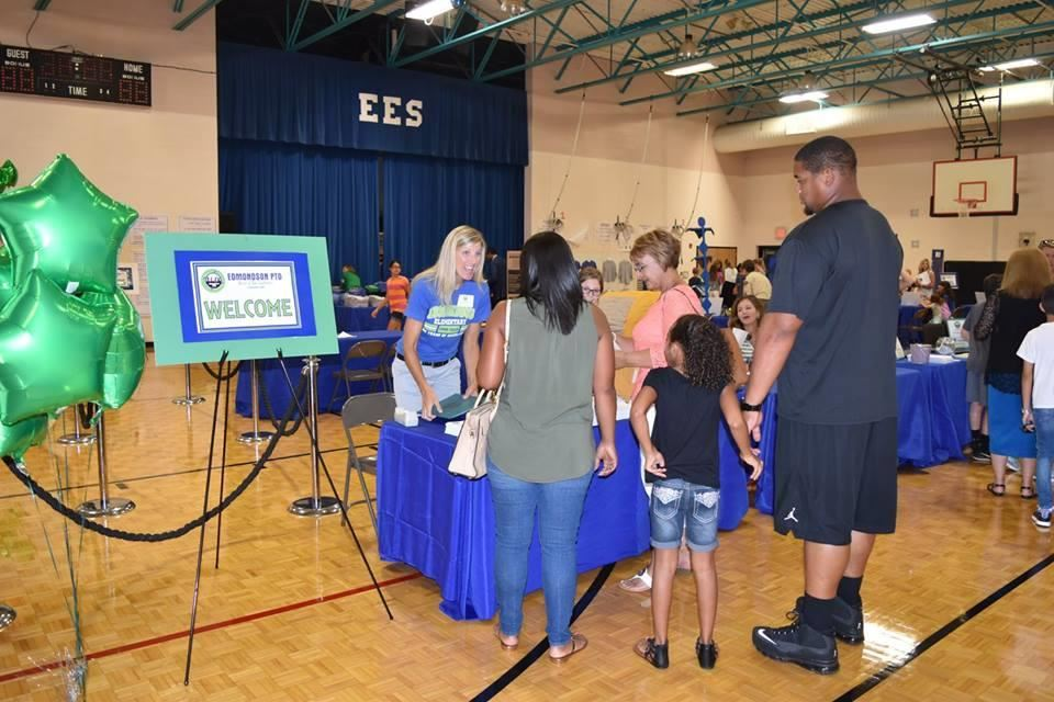 Back to School Event at EES