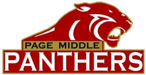 Page Middle Panther Logo