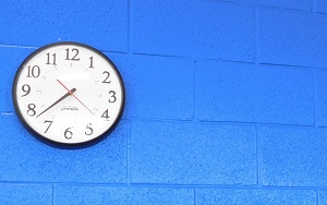 Wall-Mounted Analog Clock