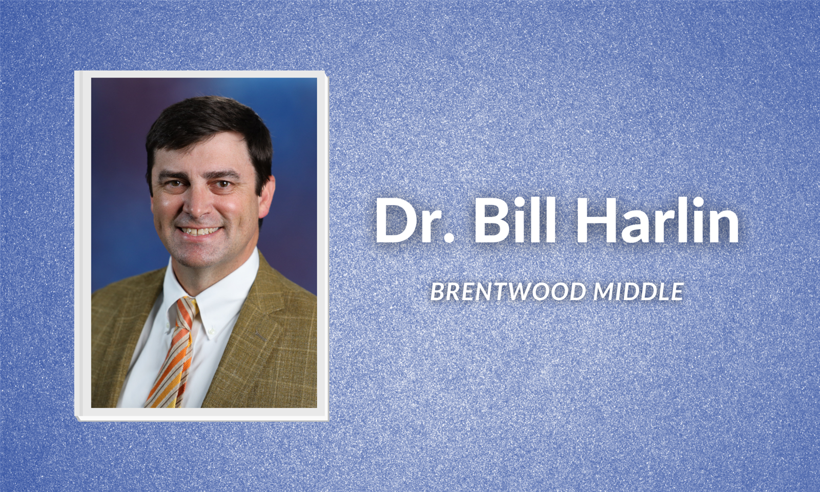 Dr. Bill Harlin